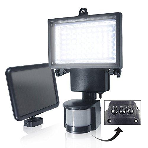 Etoplighting Super Led Solar Motion Light Outdoor Waterproof Garden Lamp Ultra Bright Detector Security Light