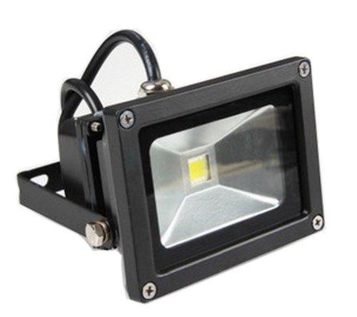 Glw&reg 10w 12v Ac Or Dc Led Flood Light Waterproof Daylight White Outdoor Lights 750lm Spotlight Lamp 80w Halogen