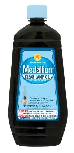 Lamplight Medallion Lamp Oil - 32oz