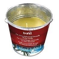 Bond 1002 Galvanized Citronella Candle 5-Inch Length