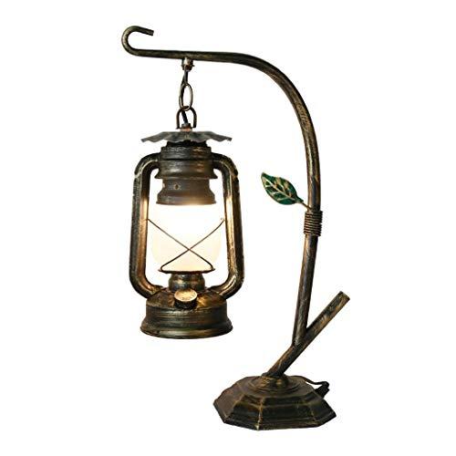 Bedside Table Lamp Table Lamp Vintage Kerosene Lanterns Cafe Bar Retro Inn Table Lamp Home Living Desk Lamp
