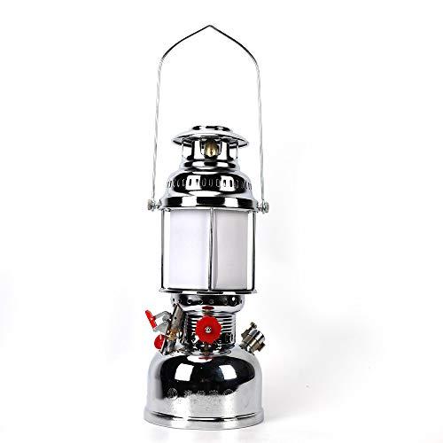 Kerosene Lantern Outdoor Garden Pressure Oil Burning Lantern Use for Camping Fishing Emergency Light Source 1200-1500ml