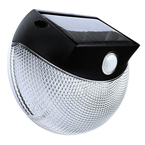 Lumien Solar Led Wireless Security Light Waterproof Motion Sensor All Outdoor Use Garden Fence Patio Deck