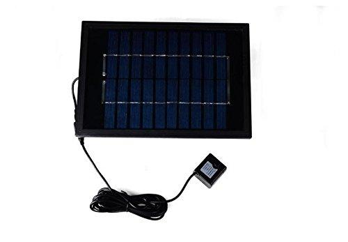 RivenAn 10V5Watts Solar Water Pump Fountain Solar Power Panel Kit Water Pump For Garden Pond Fountain Pool Plants Caring Bird bath