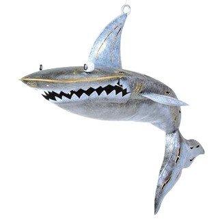 Iron Candle Holder Baby Shark