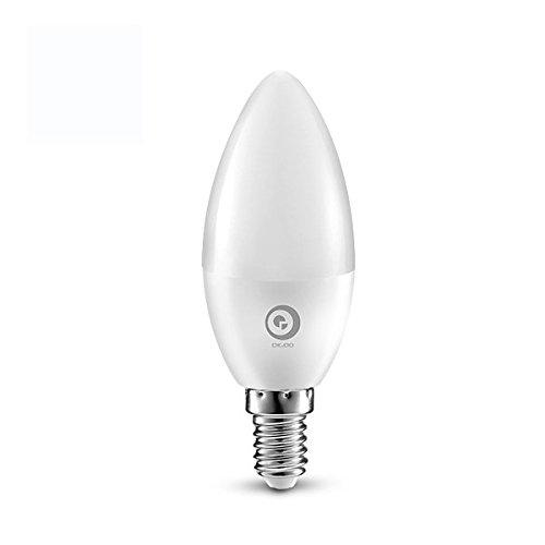 Bazaar Digoo Hummingbird Series E14 High PF Top Quality 5W LED Candle Bulb Home Lighting AC85-265V