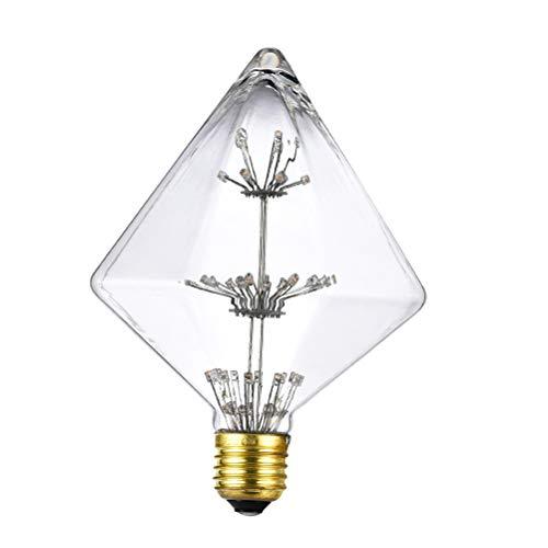 LEDMOMO E27 220V LED Romantic Bulb Light Starry Sky Design Bulb Decorative Light for Home Valentines Day Wedding Christmas