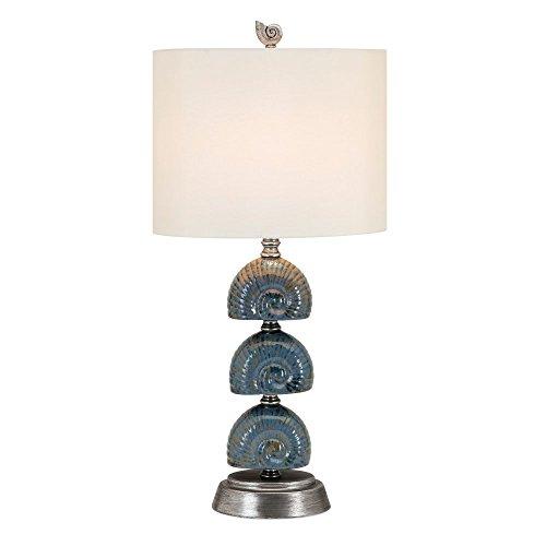 Imax Seashell Ceramic Table Lamp
