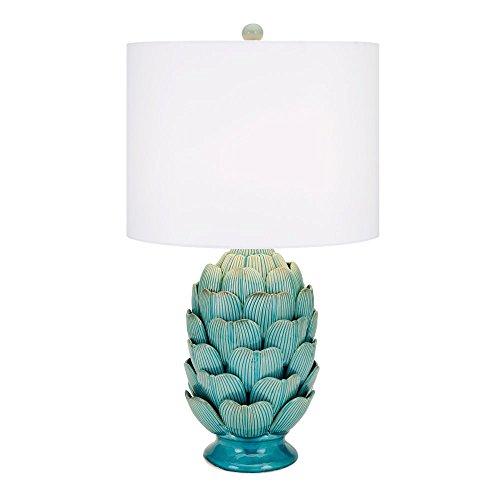 Imax Unocha Dimensional Ceramic Table Lamp