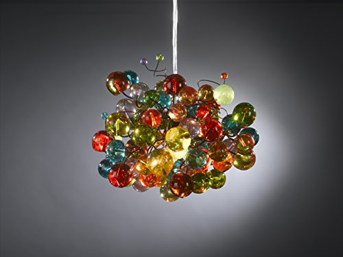 Multicolor Lamps - Marble Pendant light - light fixtures for childrens Bedroom lighting - Decorations for Living Room - Unique Lamps - Suspended Lighting - Lamps for bedroom lighting -Pendant Shade - Home Decor Kitchen home design