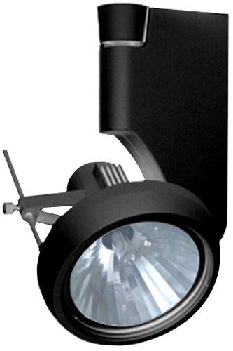 Jesco Lighting HMH270T4NF20-B Contempo 270 Series Metal Halide Track Light Fixture T4 24-Degree Narrow Flood 20 Watts Black Finish