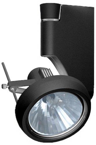 Jesco Lighting HMH270T4NF39-B Contempo 270 Series Metal Halide Track Light Fixture T4 24-Degree Narrow Flood 39 Watts Black Finish