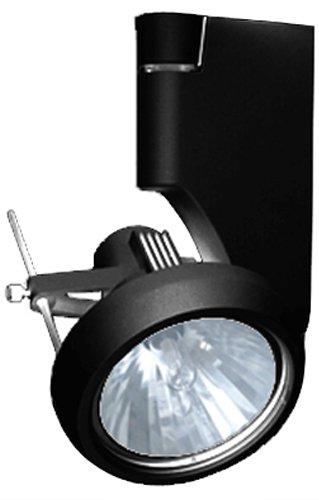 Jesco Lighting HMH270T6NF39-B Contempo 270 Series Metal Halide Track Light Fixture T6 24-Degree Narrow Flood 39 Watts Black Finish