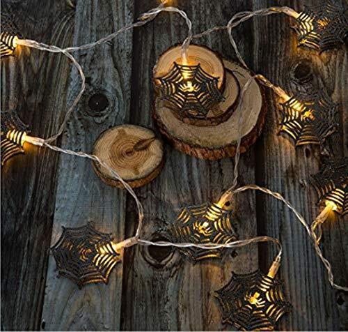 String Lights Light String Christmas Led Party Holiday Hat Ghost Bedroom Lantern Living Room Decoration Gift Boy Halloween Pumpkin Outdoor Size  2m10LED