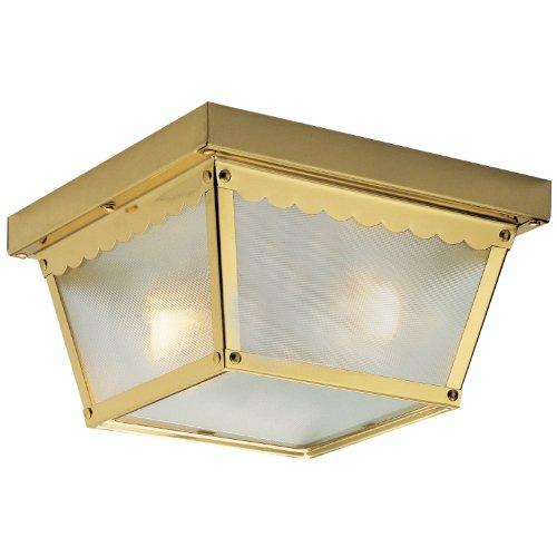 Brass Outdoor Ceiling Fixture Westinghouse Lightng