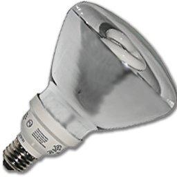 Westinghouse 3797900 CFL Light Bulb 23W E26 Base R40 - 2700K - 1200 Lumens