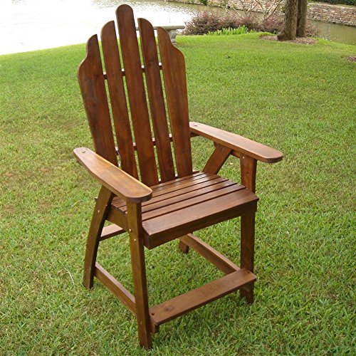 Adirondack Patio Bar Chair - Set Of 2