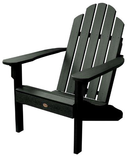 Highwood Classic Westport Adirondack Chair Charleston Green