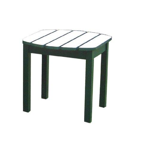 International Concepts T-51901 Adirondack Sidetable Green