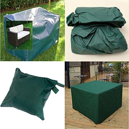 152x82x92cm Waterproof Outdoor Furniture Cover Garden Patio Table