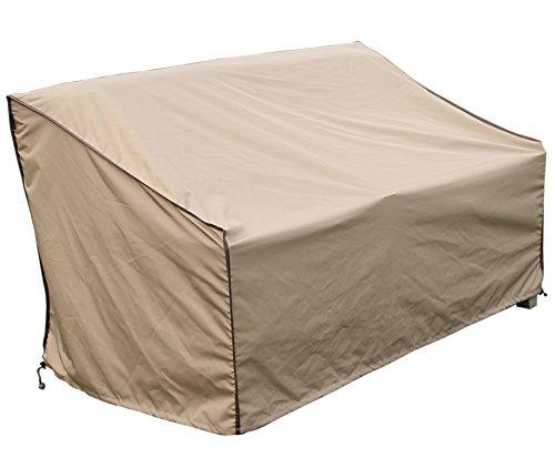 SORARA Single Seat Sofa Cover Outdoor Patio Porch Furniture Cover Water Resistant 40 L x 33 W x 36 H