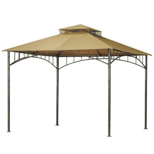 10 x 10 Grove Patio Canopy Gazebo