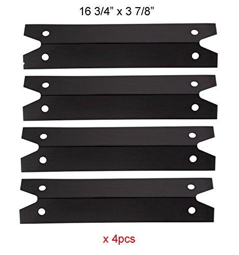 Ph7311 4-pack Porcelain Steel Heat Plate For Charmglow Brinkmann Models Grills