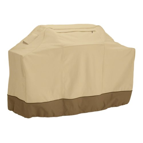 Classic Accessories 73912-cb Veranda Grill Cover For Char-broil 4-burner Gas
