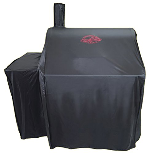 Char-Griller 5555 Grill Cover Fits 2121 2828 and all Char-Griller Smokers