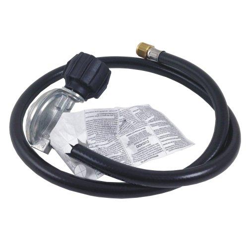Weber 99281 Gas Grill Propane Regulator 41 Inch Hose For Genesis 300 Series Grills 2007-2010