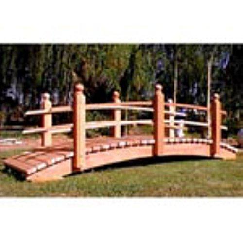 Engels Redwood Garden Bridge