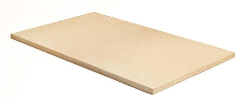 Pizzacraft Pc9899 20 X 135 Rectangular Cordierite Bakingpizza Stone For Oven Or Grill