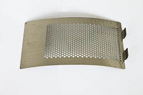 Bbq Stainless Steel Mesh Screen For Mediumamp Large Big Green Egg Draft Door