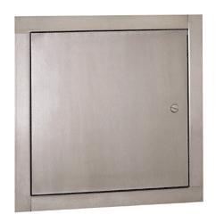 Jl Industries Atms-1010c Universal Stainless Steel Access Door 10&quot X 10&quot