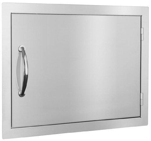 Summerset Grills Horizontal Stainless Steel Door Sshd1 by Summerset Grills