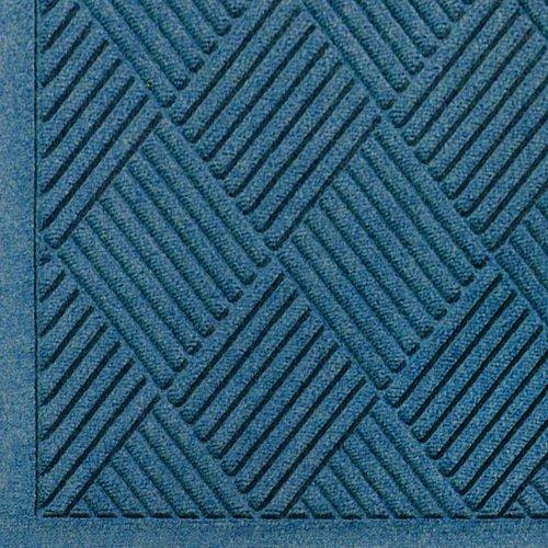 Andersen Waterhog Fashion Diamond Polypropylene Fiber Entrance Indoor Floor Mat Sbr Rubber Backing