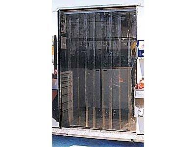 JEGS 80112 Vinyl Strip Trailer Doors