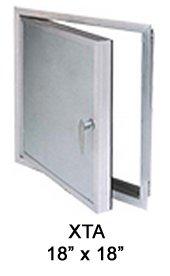 18&quot X 18&quot Exterior Access Door With Non-locking Handle