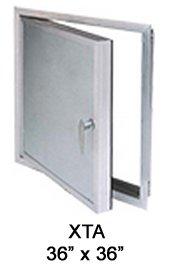 36&quot X 36&quot Exterior Access Door With Non-locking Handle