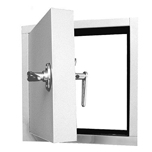 JL Industries XPA Exterior Access Door 14 x 14 Weather Resistant