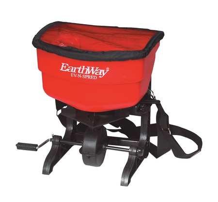 EarthWay Handcrank Broadcast Spreader - 25-Lb Capacity Model 3200