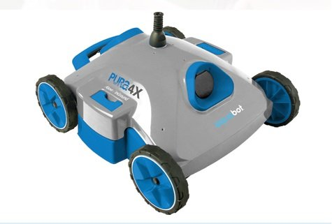 Aquabot Pura 4x Robotic Swimming Pool Cleaner Ajet123