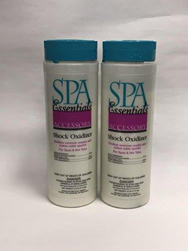 Spa Essentials Shock Oxidizer Bundle- 2 Pack