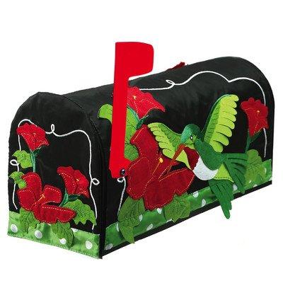 Hummingbird Mailbox Cover