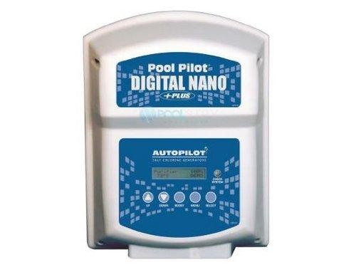 AquaCal Autopilot DNP1 Digital Nano Plus 115-volt Salt Chlorine Generator 28000-Gallon