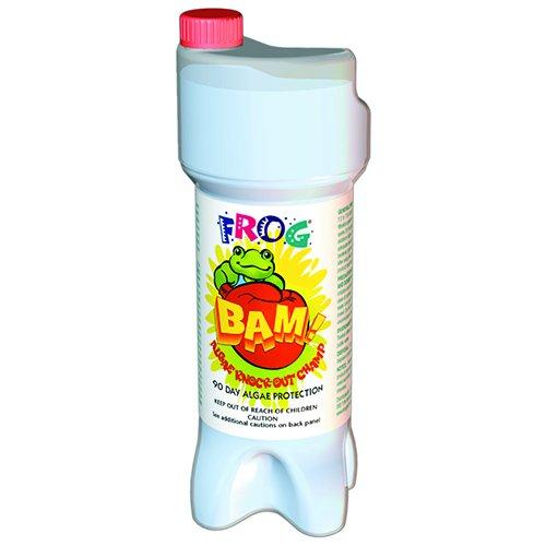 Pool Frog BAM 01-10-5060 Swimming Algaecide Protection Mineral Sanitation System