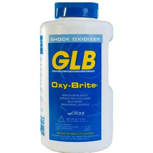 Glb 71418a Oxy-brite Non-chlorine Shock Oxidizer 5-pound