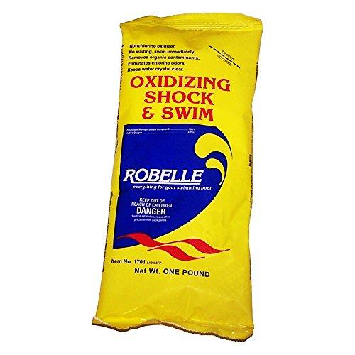 Robelle Shockamp Swim Non-chlorine Shock - 100 Monopersulfate