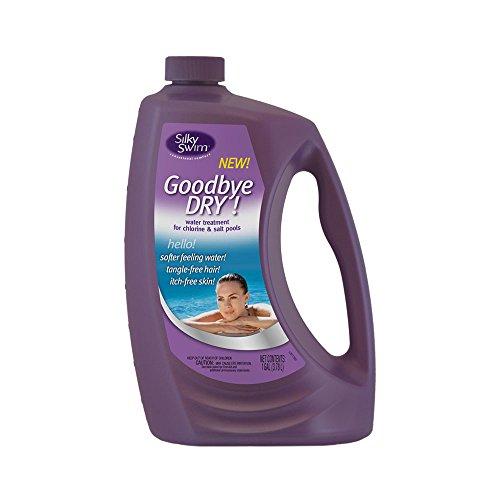 Silky SwimTM Goodbye DRY Water Softener for Chlorine and Salt Swimming Pool 1