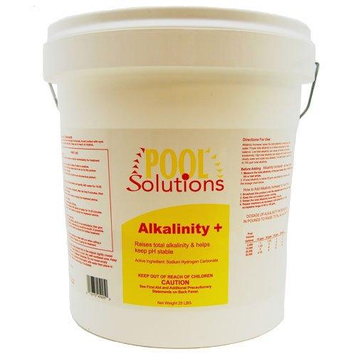 Baleco International P36025de Pool Solutions Alkalinity Increaser- 25 Lbs
